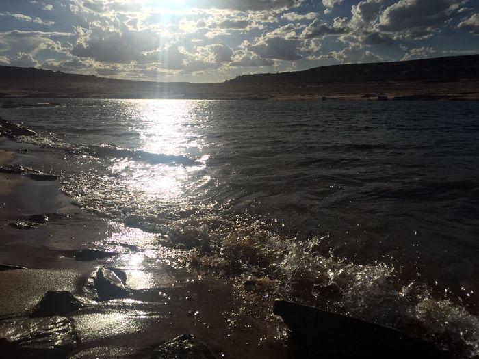 Break Lake Powell Lake Break Travel Fantastic_earth