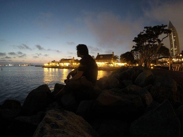 When will it ever stop? Seasidevillage Sandiego Goprohero4silver Goprohero4 Gopro Photography Sunset