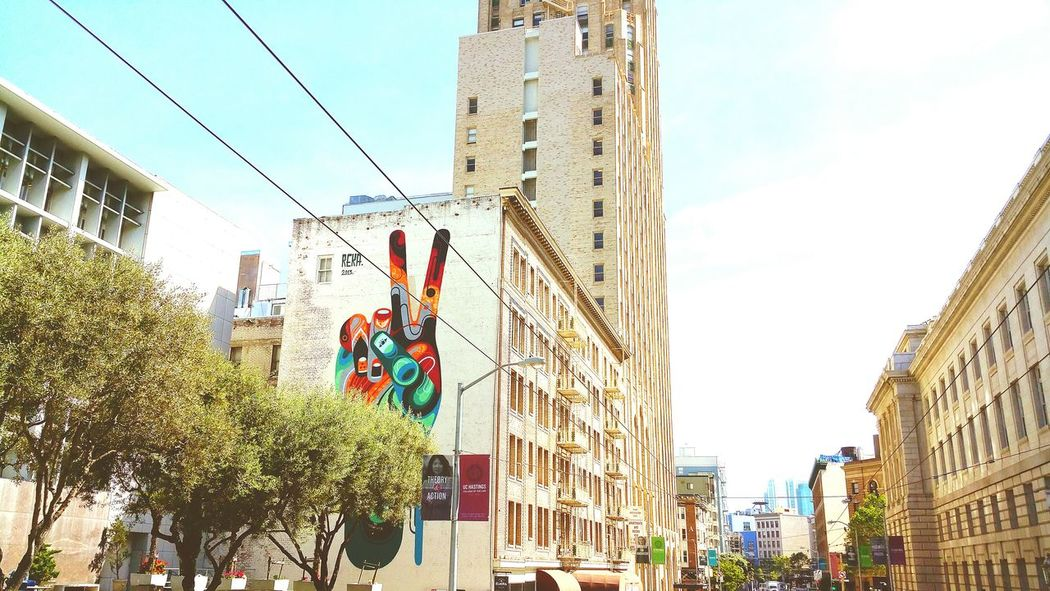 Streets of Sanfrancisco OpenEdit Streetphotography Streetart