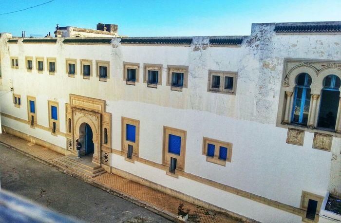 lycée Rue du Pacha Eyeem Tunisia EyeemMedina Hdr_Collection Taking Photos