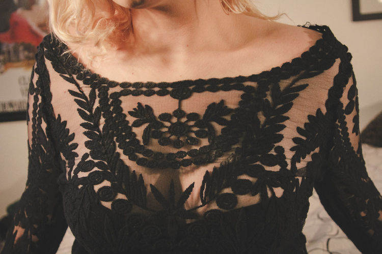 Black Lace Classy Clavicle Cleavage Collarbones Design Elegant Lace Eyeemphoto Lace Shirt Lace Top Lifestyles Sensual Girl Sexy Suggestive Suggestive Self Portrait