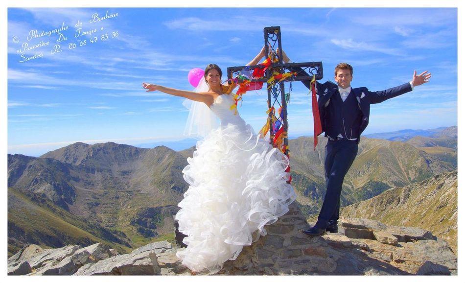 Sandra Rossi photographeLIEUX: CANIGOU FRANCE Canigou Canigou Mountain Weeding Photography Mariage