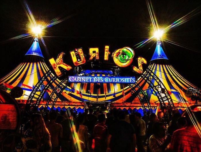 Kurios!!! Cirque Du Soleil Kurios Miami, FL Vacations Cabinetofcuriosities Taked By Me