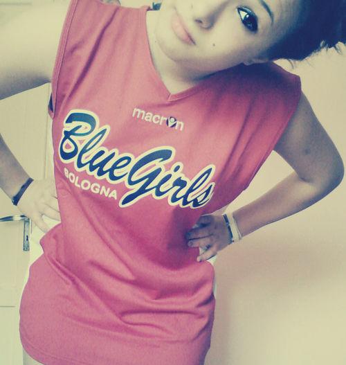 ❤Blue-Girls Softball❤