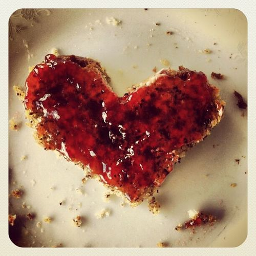 Heart Bread And Jam Love ♥ Love Yourself