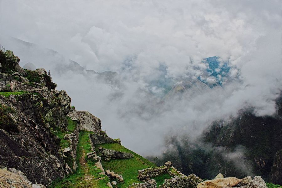 Good morning!! Machupichuview Nature Beauty In Nature Mountain Scenics Power In Nature