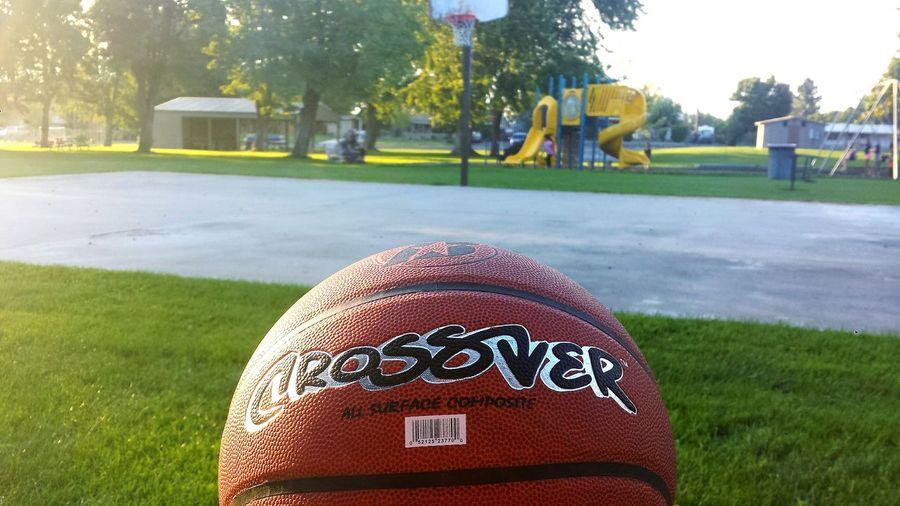 Basketball ❤ Park Fun In The Sun