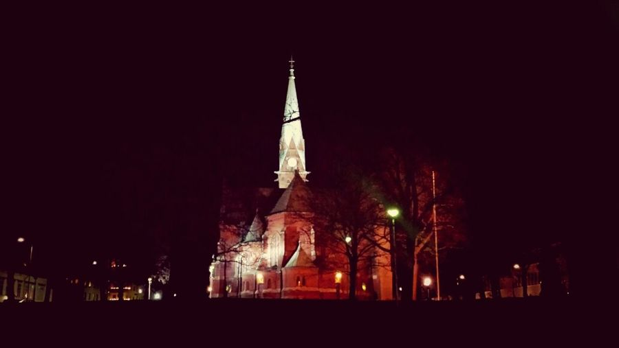 Kotkan Kirkko Church Of Kotka