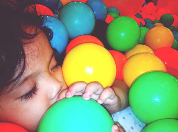 Precious Fast Asleep Beautiful Captured Moment Mobile Photography Random Shot Love ♥ Mobile Photo Mobile Shot Photo Of The Day Colorful Circles Colors My Son ❤ 9monthsold