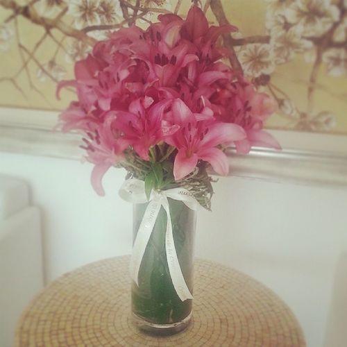 Flowers Beautiful Pink Abudhabi uae albateen