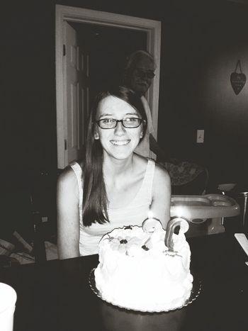 Caaaaaake Birthday Twenty