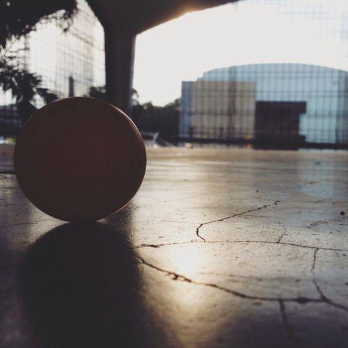 Table tennis!