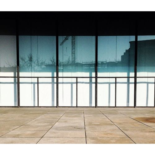 Berlin Neue Nationalgalerie Urban Geometry