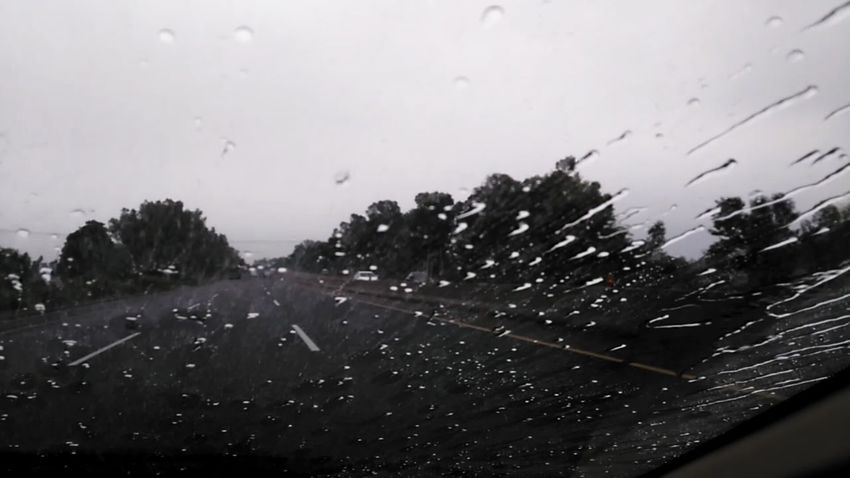 Drive of a rainy weather can take your mood to a different level.Roadside Drivebyphotography Rain Drops Fast Rain Stormy Weather Romantic Weather Romantic Love ♥ Long Drives ❤ Empty Roads Perspectives On Nature