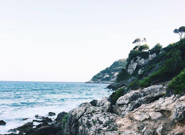 Canyamel Mallorca Baleares Sea Mediterranean  Cliffside Cliffs Coast Coastline Coastline Landscape Sky Nature Beach Oceanside Ocean Rocks And Water Saltywater