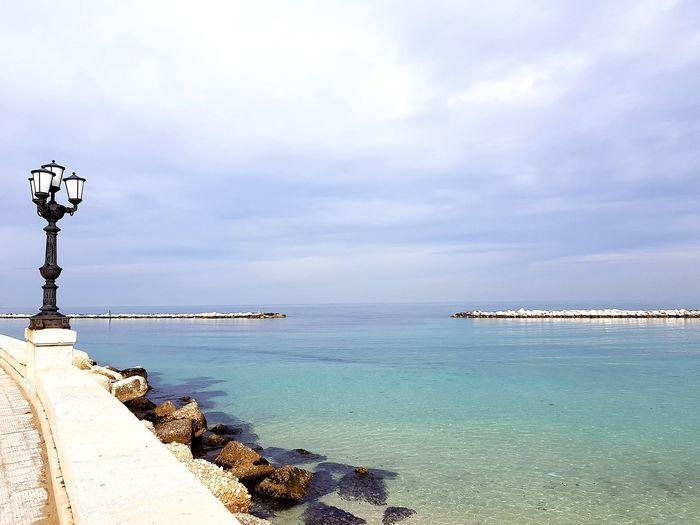 Bari Italy Sea