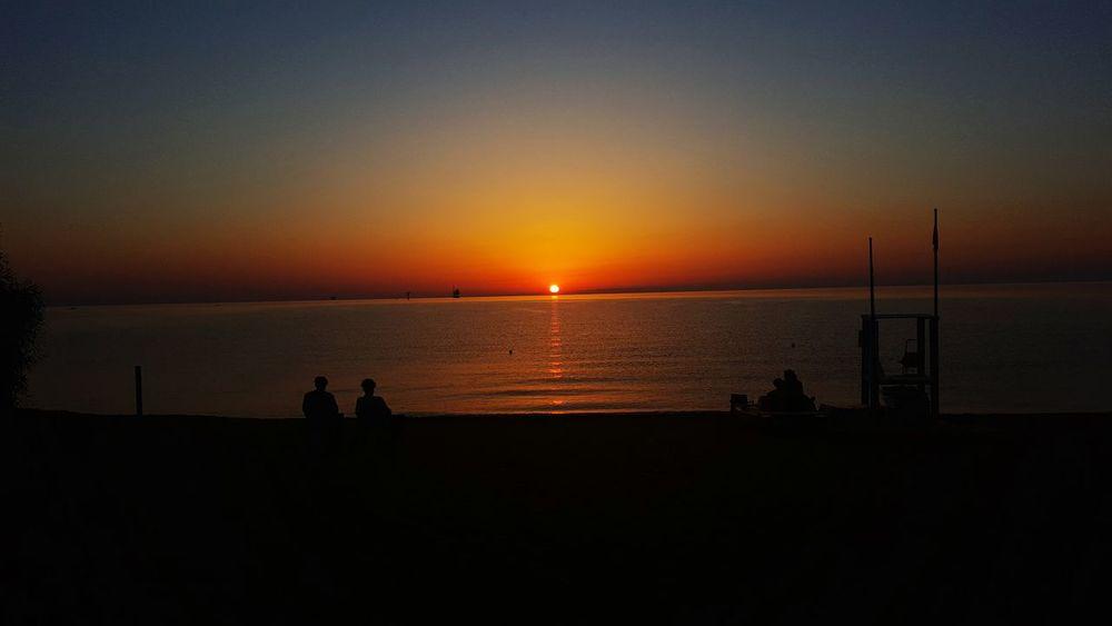 Buongiorno Good Morning Sun Life In Colors Estate2016 Tortuga Alba Sea_collection Eye Em Gallery First Eyeem Photo Color Explosion Crotone Sea And Sky Sea And Sun