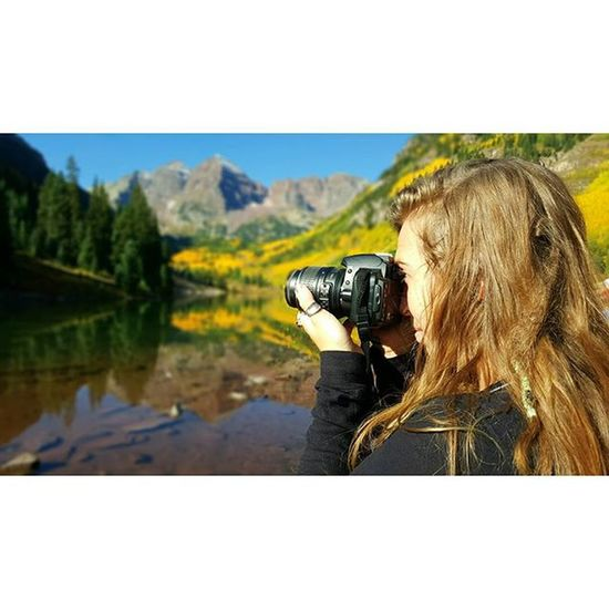 Take us back, to a time where sleeping in my car was considered the norm & getting lost in an adventure was the only thing on our minds. Colorado Coloradocameraclub Fortcollins Aspen Maroonbells Wildernessculture Adventure Wanderingsoul Fallcolor