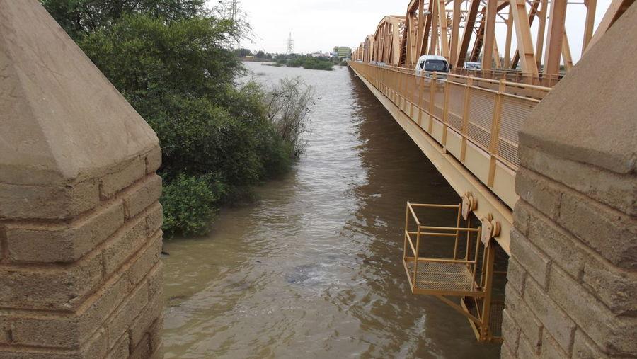 Sudan Sudanese NileRiver White Nile Bridge Olcay Özfırat