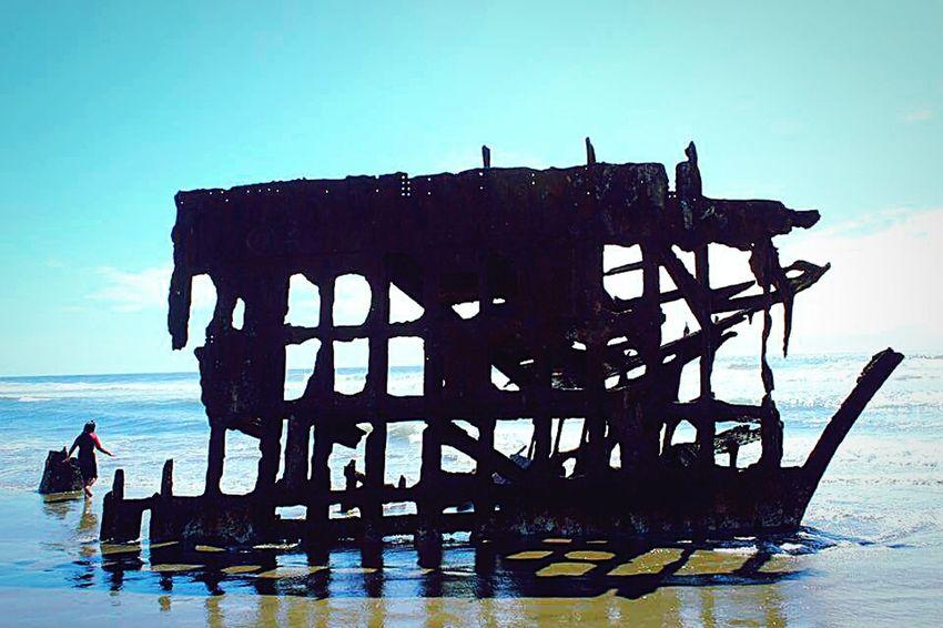 Shipwreck Taking Photos Streamzoofamily Tadaa Community