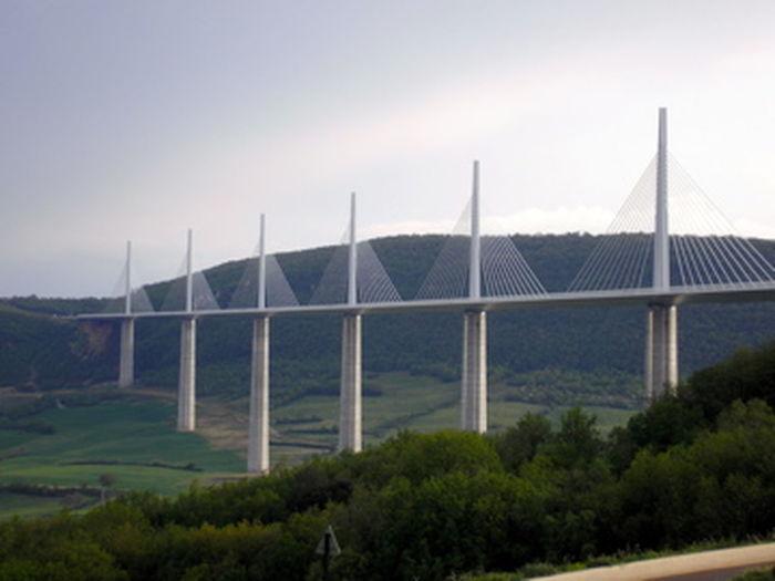 Aqueduc High Overpass Bridge Cloud - Sky Structure And Nature Structure And Nature Nature Rock - Object