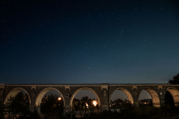 starry sky at Bahrebachmühlenviadukt - Chemnitz by www.eightTWOeightSIX.de Star - Space Sky Astronomy Night Galaxy Nature Bridge - Man Made Structure Outdoors Starry Sky Skyporn Illuminated Sachsen Germany Chemnitz Long Exposure Lights Bridge Train Viadukt Architecture Darkness Nightphotography Night Lights Night Night Sky The Architect - 2017 EyeEm Awards Been There. Colour Your Horizn