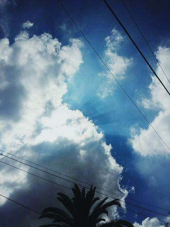Photooftheday Beautiful Nature Photography Chilegram Clouds And Sky Clouds Skyporn Beautiful Blue Sky☁ Sky☁