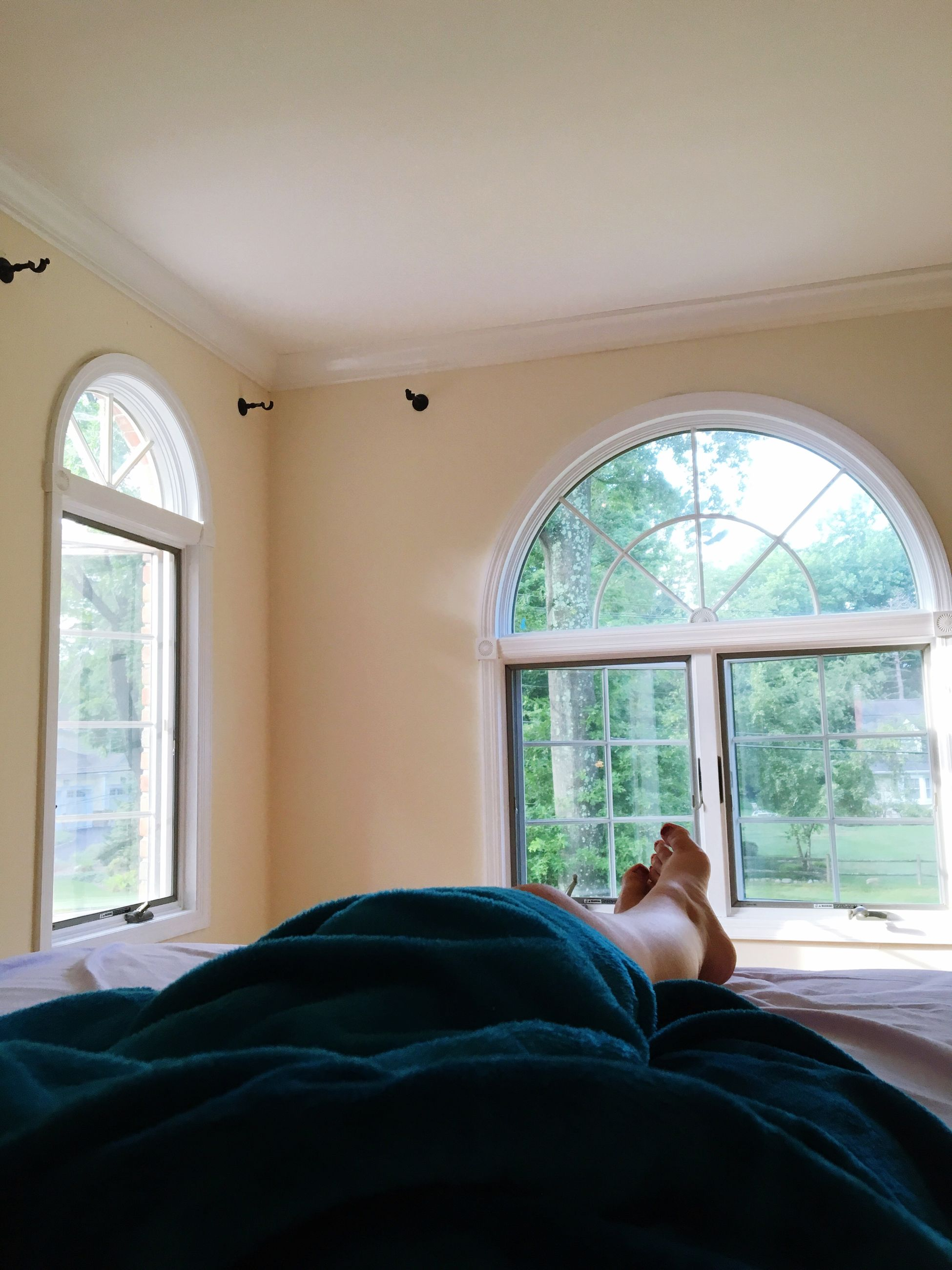 window, indoors, low section, person, relaxation, home interior, comfortable, barefoot, hanging, resting, domestic life, day, lying down, apartment, human skin, personal perspective