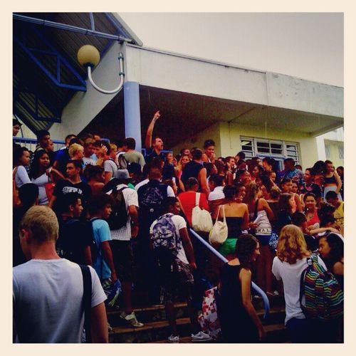 Gr ève Socialmovement Tropicaleisland Tropicale Islande laReunion amateur lycéedesavirons Highschool