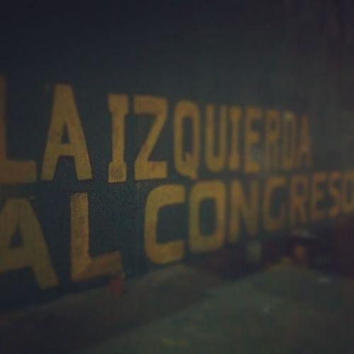 FrentedeIzquierda Po Izquierda al congreso Altamira Diputado