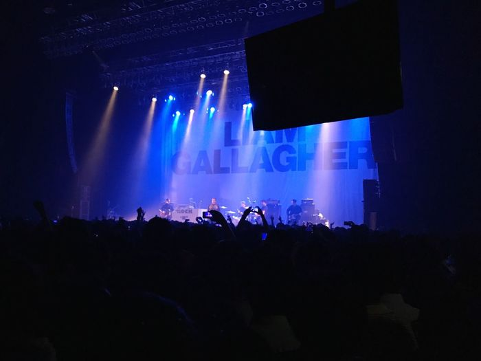 Liamgallagher Music Concert Concert Photography Live Music Musician Oasis Stage - Performance Space