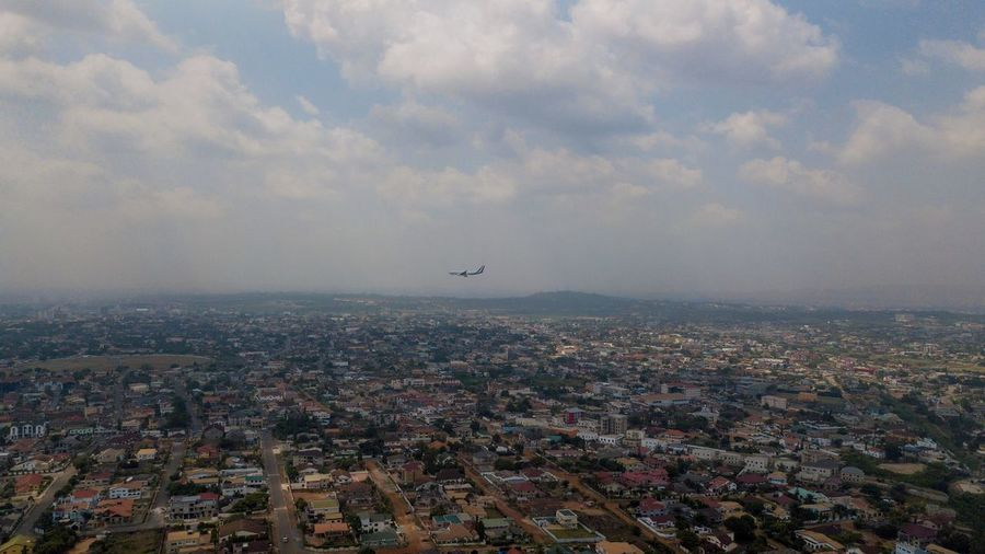 Airspace City
