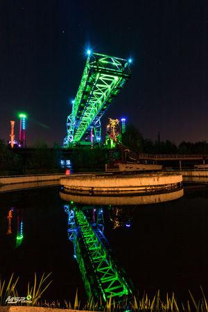 Landschaftspark Duisburg Nord (LaPaDu)