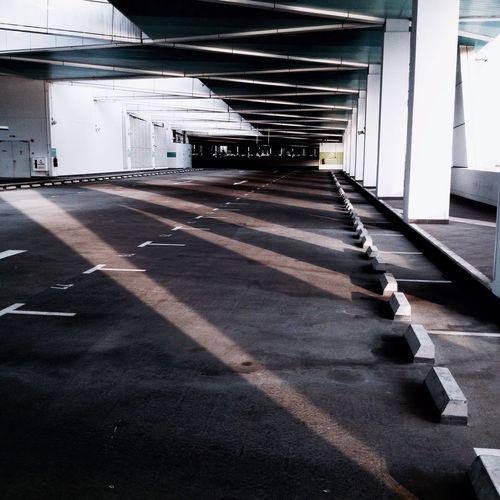 Car park aesthetics