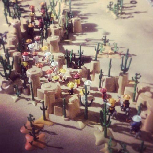 Playmobil Exposicion València CorteInglés coleccionprivada