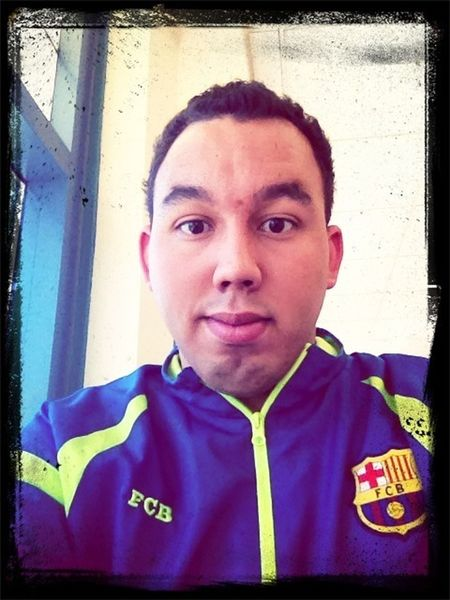 Same old Me, myself, and I on this gorgeous normal Thursday. #swag #fcbarcelona #jacket #thursday #UTSA #nolove #lonely #donthate