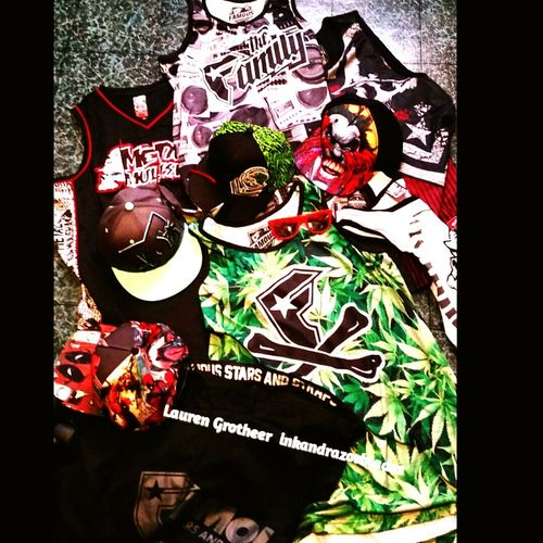 New Gear Fresh Famousstarsandstraps Metalmulisha DCShoes Marvel Comics Dccomics Style Summertime Swag