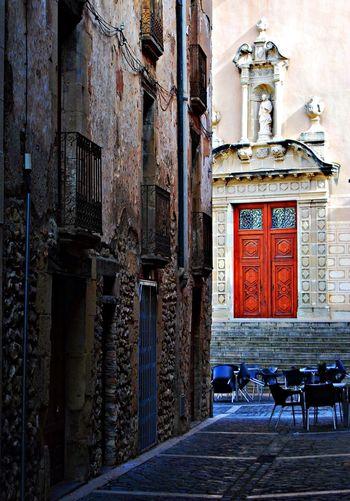 La Puerta Roja Streetphotography The Red Door