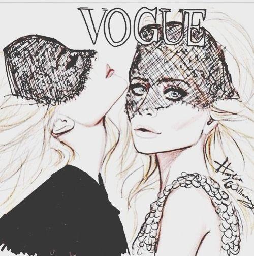 Vogue Coutoure Love Fashion
