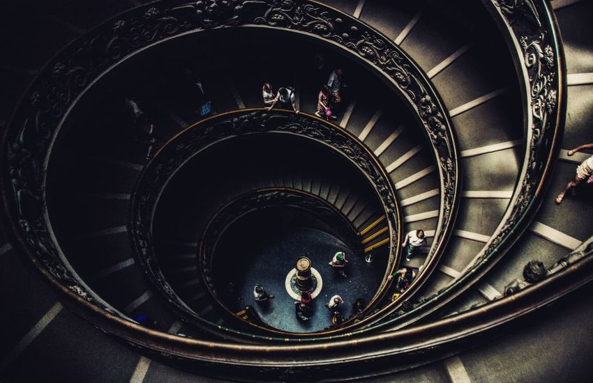 Sanpeter Rome Roma Stairs_collection Stairsporn Stairs & Shadows Creative Light And Shadow Light And Shadow Streetphotography Eye4photography  EyeEm Best Shots Hanging Out Taking Photos Showcase: February Blackandwhite How Do We Build The World? Street Photography Taking Photos Moving Around Rome