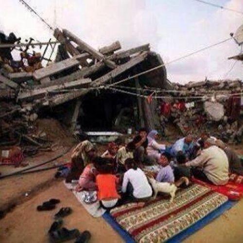 غزة تحت القصفالارجنتين كأس_العالم رمضان رحمه