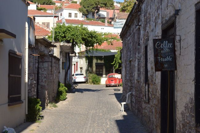 Ayvalik Coffeeshop Streetphotography Nikon Turkey Balikesir