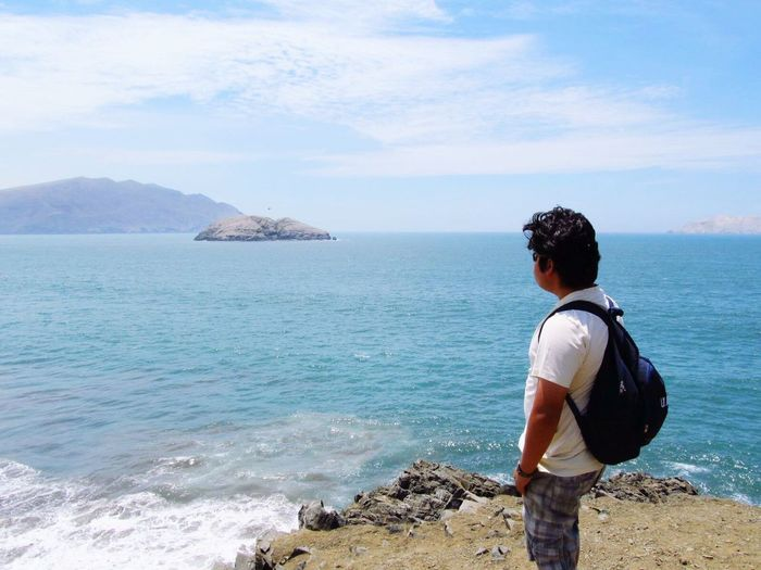 Live For The Story Explore Peru Chimbote Nature Sea Sea And Sky Roadtrip Sun Island Travel Traveling Travel Destinations Beach Santa Península De Santa