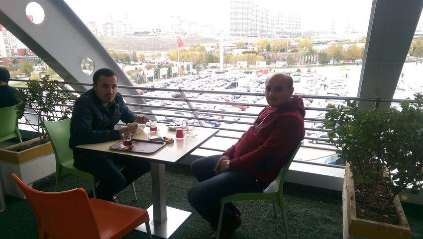 Ankara göksu park kahvalti