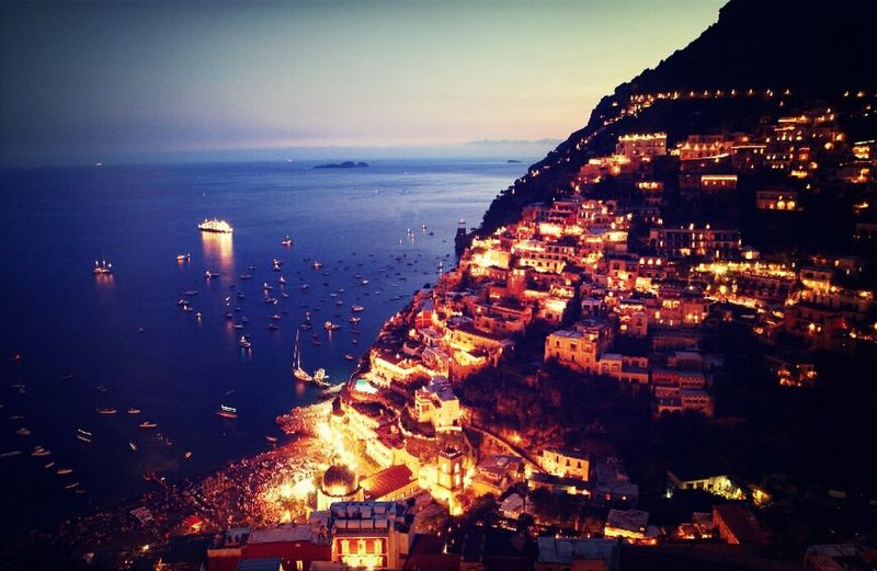 Positano, Italya