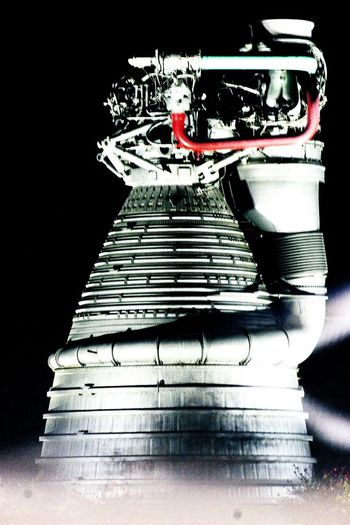 Precision F-1 Engine at Aerojet Rocketdyne