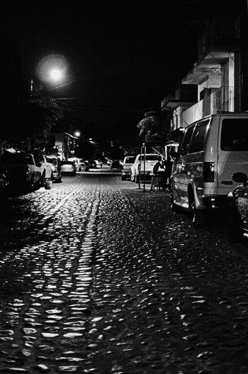 Enjoying Life Puerto Vallarta Black & White B&w Street Photography