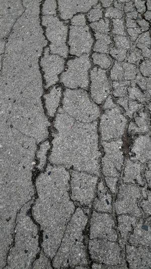 Cracked gray