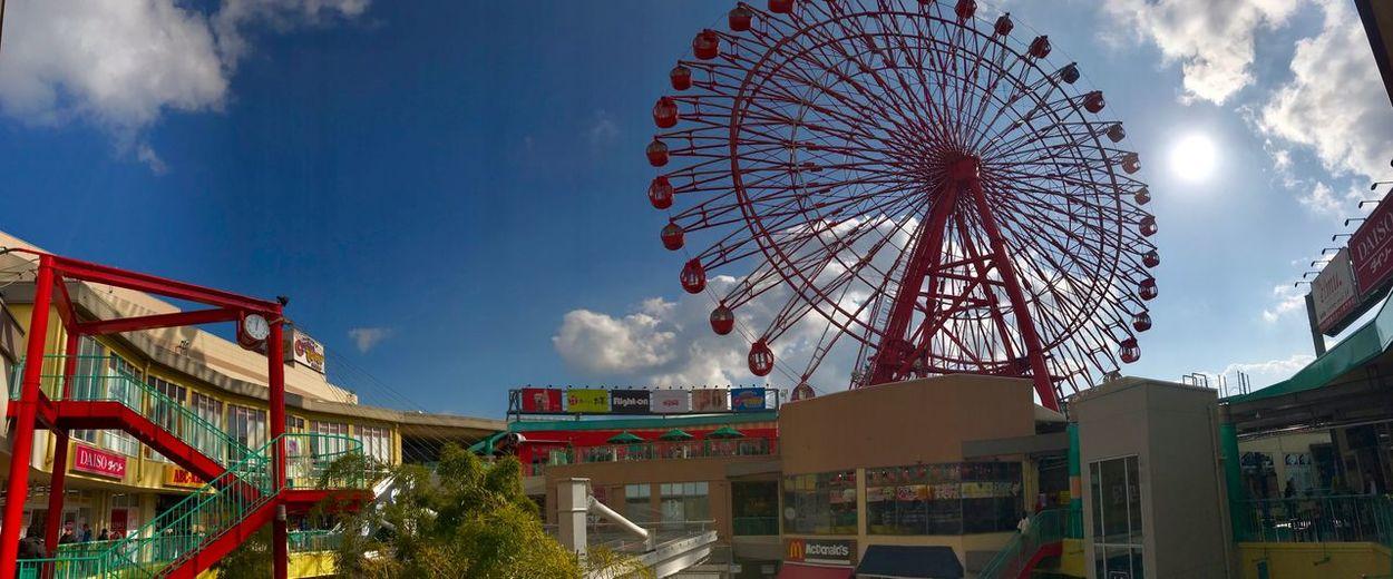 Amusement Park Amusement Park Ride Sky Architecture Ferris Wheel Arts Culture And Entertainment Built Structure