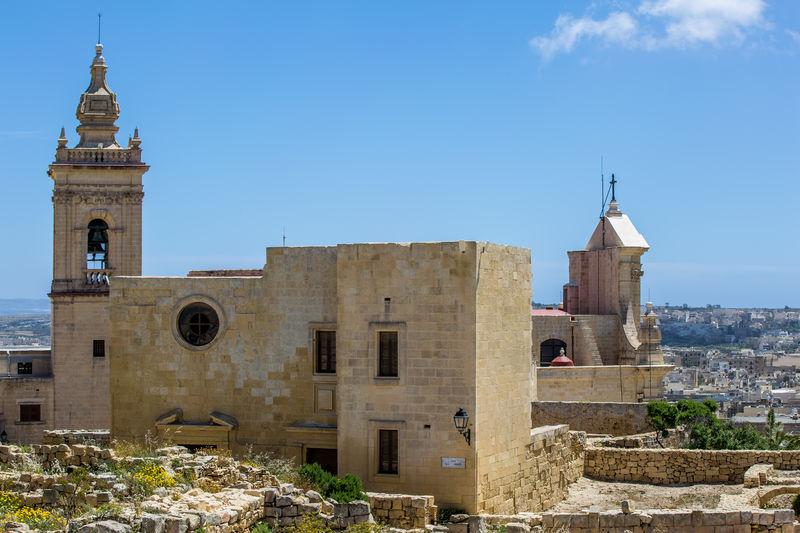 An Eye For Travel Neighborhood Map Gozo Island Gozo Malta Cittadella Cittadella Gozo Architecture No People Religion The Architect - 2017 EyeEm Awards